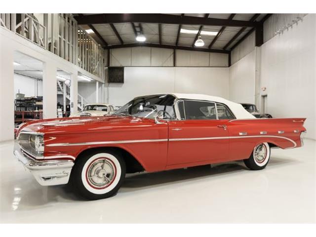 1959 Pontiac Bonneville (CC-1428289) for sale in Saint Ann, Missouri