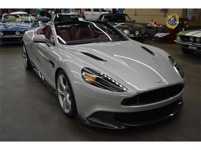 2018 Aston Martin Vanquish (CC-1428298) for sale in Huntington Station, New York