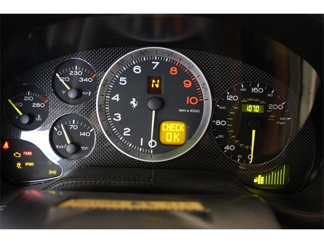 2003 Ferrari 575M Maranello (CC-1428307) for sale in Fort Worth, Texas