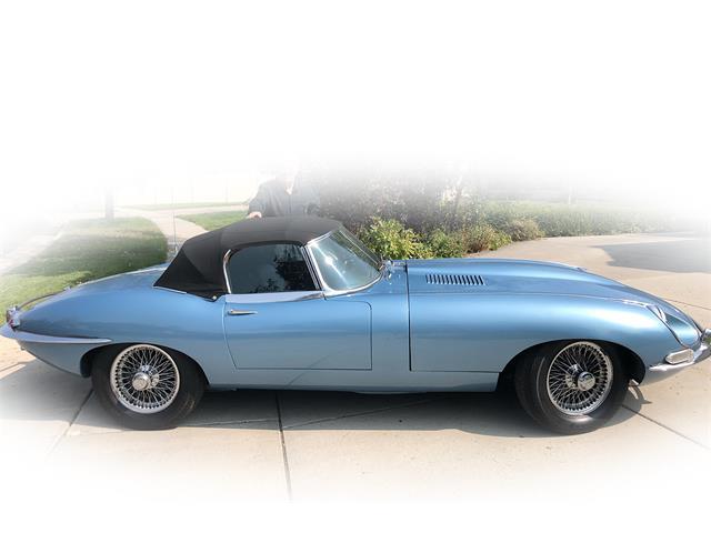 1968 Jaguar XKE II (CC-1428312) for sale in Salt Lake City, Utah