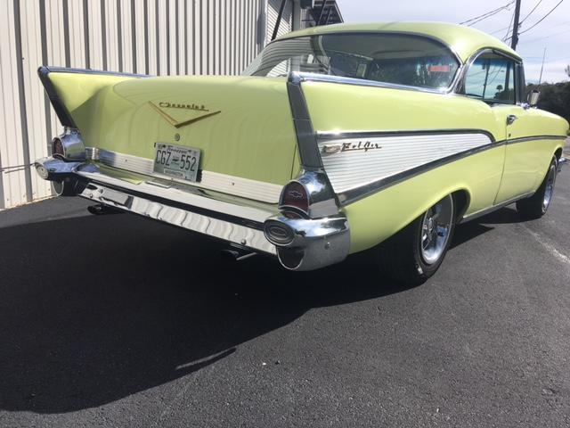 1957 Chevrolet Bel Air (CC-1428316) for sale in UTICA, Ohio