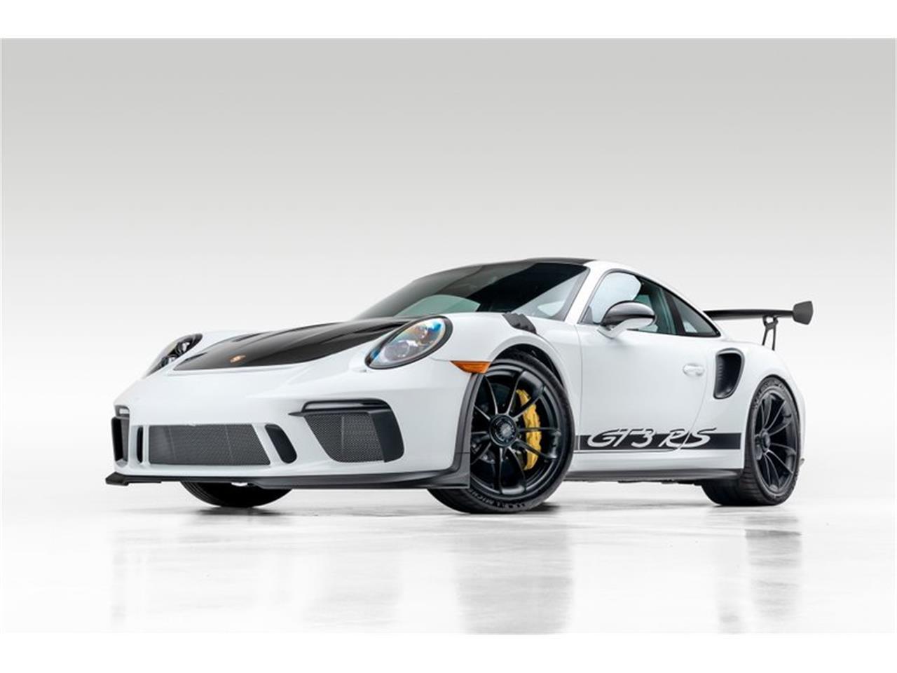 2019 Porsche 911 (CC-1420833) for sale in Costa Mesa, California