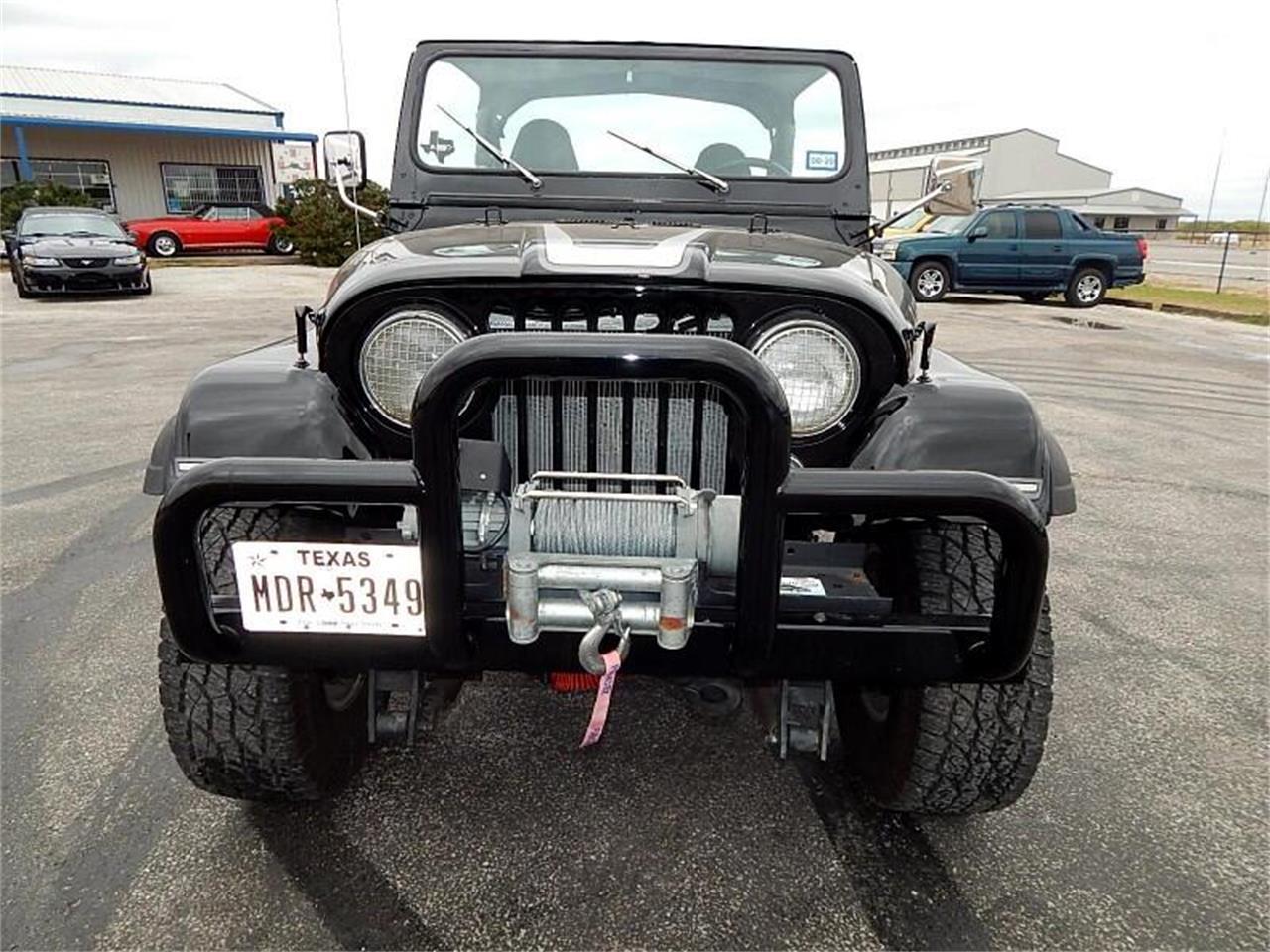 1984 Jeep CJ7 (CC-1420834) for sale in Wichita Falls, Texas