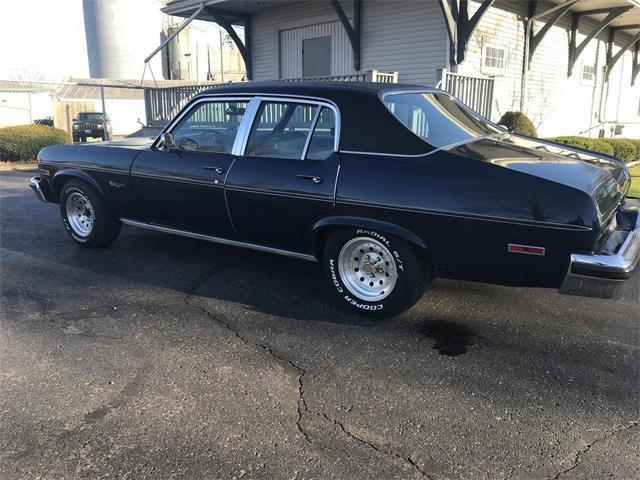 1974 Chevrolet Nova (CC-1428360) for sale in UTICA, Ohio
