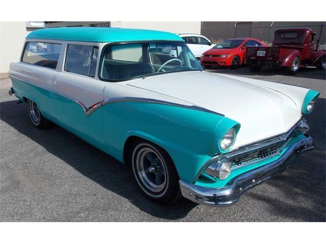 1955 Ford Station Wagon (CC-1428367) for sale in Tucson, AZ - Arizona