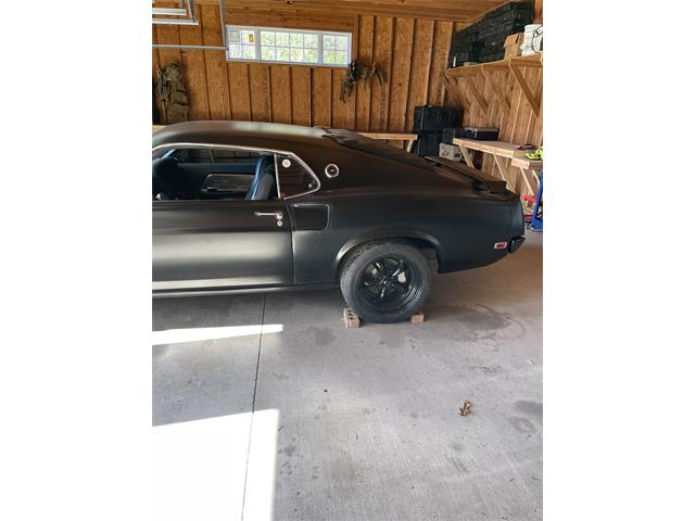 1969 Ford Mustang Mach 1 (CC-1428369) for sale in Clarksville , Tennessee