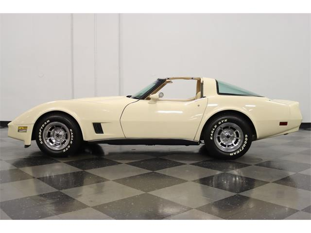 1980 Chevrolet Corvette (CC-1428370) for sale in Ft Worth, Texas