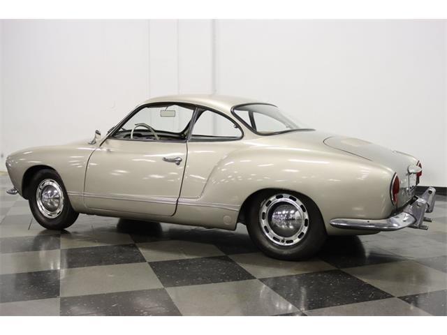 1965 Volkswagen Karmann Ghia (CC-1428375) for sale in Ft Worth, Texas