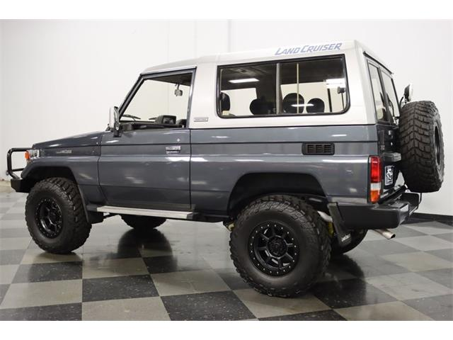 1990 Toyota Land Cruiser FJ (CC-1428378) for sale in Ft Worth, Texas