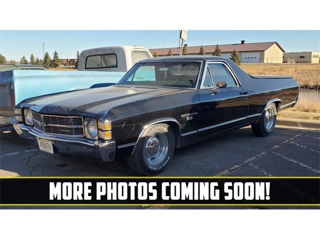 1971 Chevrolet El Camino (CC-1428394) for sale in Mankato, Minnesota