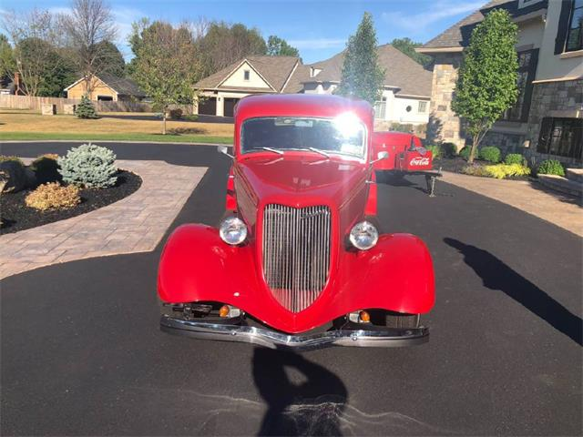 1933 Ford Victoria (CC-1428412) for sale in West Pittston, Pennsylvania