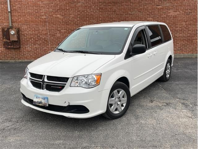 2012 Dodge Grand Caravan (CC-1428422) for sale in Mundelein, Illinois