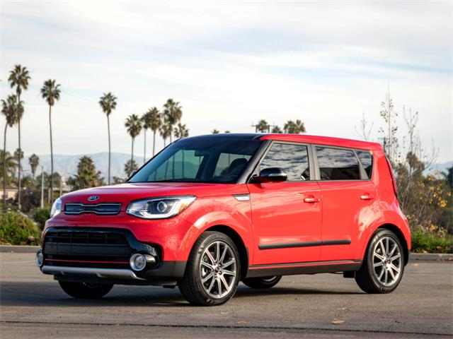 2019 Kia Soul (CC-1428437) for sale in Marina Del Rey, California