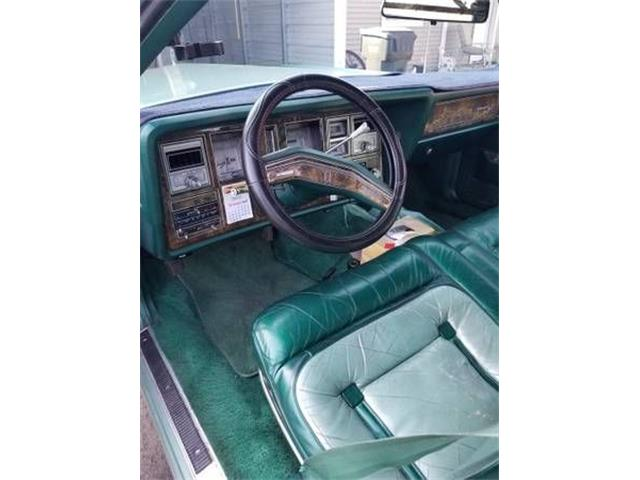1977 Lincoln Continental (CC-1428439) for sale in Cadillac, Michigan