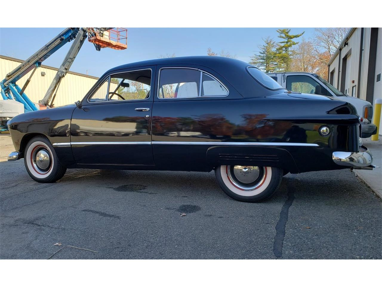 1949 Ford Custom (CC-1420845) for sale in Lake Hiawatha, New Jersey