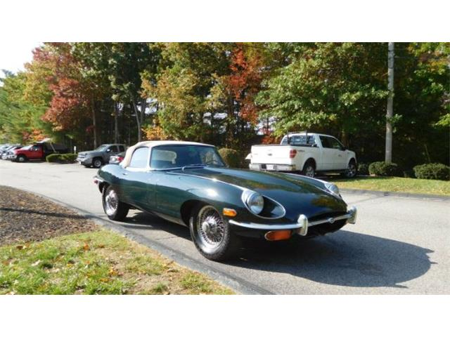 1969 Jaguar XKE (CC-1428453) for sale in Cadillac, Michigan