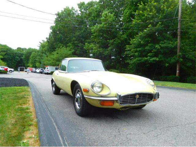 1971 Jaguar XKE (CC-1428456) for sale in Cadillac, Michigan