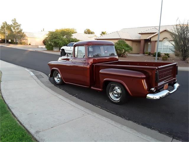 1957 Chevrolet 3100 (CC-1428466) for sale in Mesa, Arizona