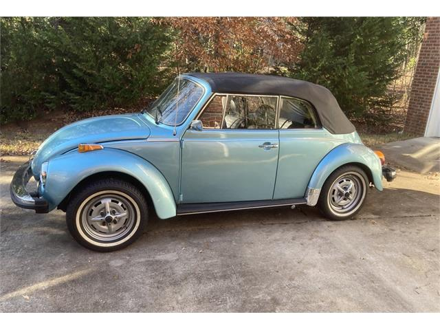 1979 Volkswagen Beetle (CC-1428472) for sale in Greenville, South Carolina