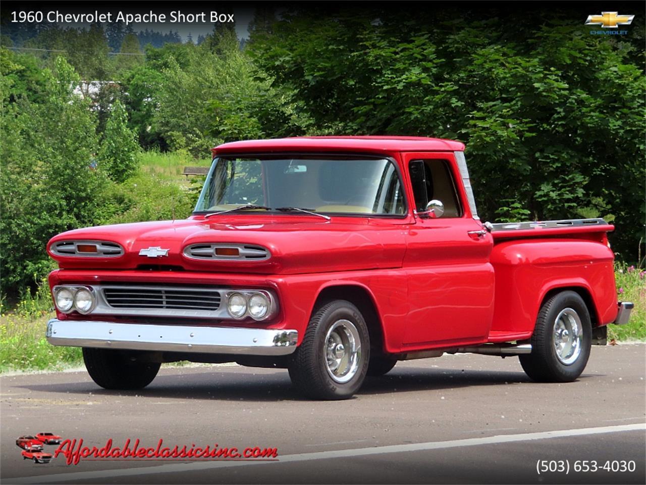 1960 Chevrolet Apache (CC-1428476) for sale in Gladstone, Oregon