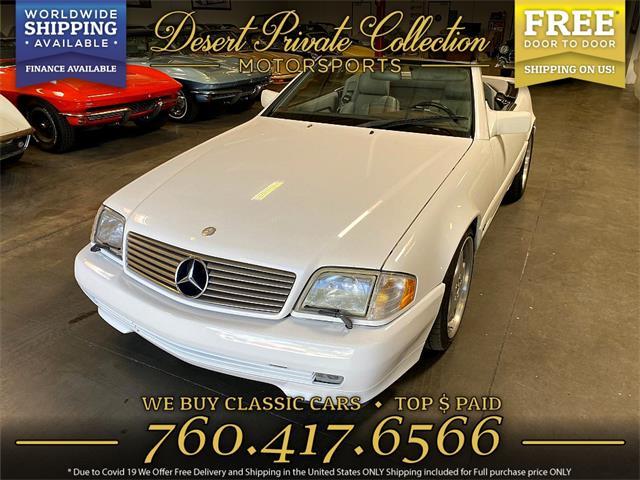 1994 Mercedes-Benz 600 (CC-1428477) for sale in Palm Desert , California