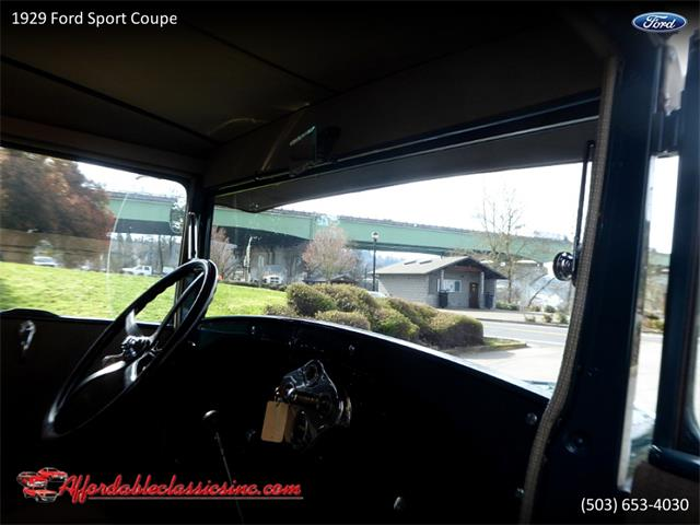 1929 Ford Coupe (CC-1428482) for sale in Gladstone, Oregon