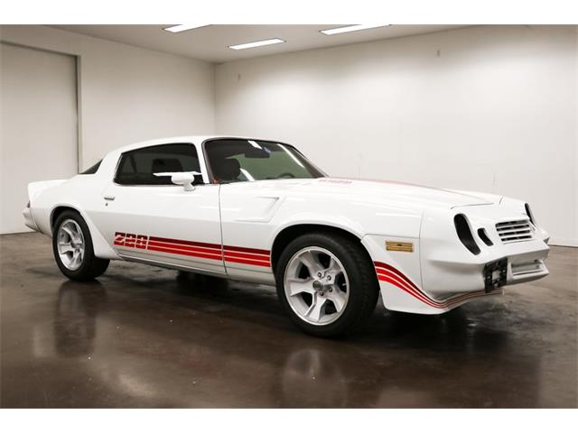 1981 Chevrolet Camaro (CC-1428491) for sale in Sherman, Texas