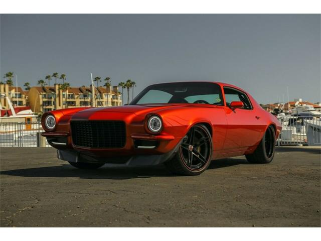 1971 Chevrolet Camaro (CC-1428492) for sale in Brea, California