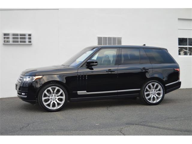 2016 Land Rover Range Rover (CC-1428500) for sale in Springfield, Massachusetts