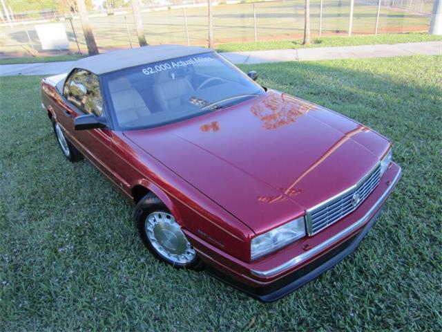 1993 Cadillac Allante (CC-1428502) for sale in Delray Beach, Florida