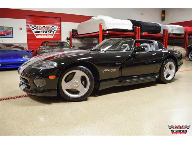 1993 Dodge Viper (CC-1428505) for sale in Glen Ellyn, Illinois
