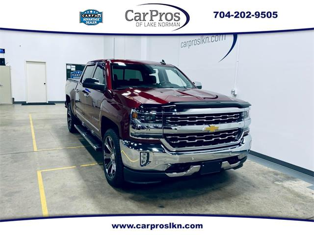 2017 Chevrolet Silverado (CC-1428522) for sale in Mooresville, North Carolina