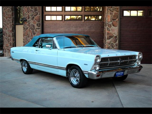 1967 Ford Fairlane 500 (CC-1428524) for sale in Greeley, Colorado