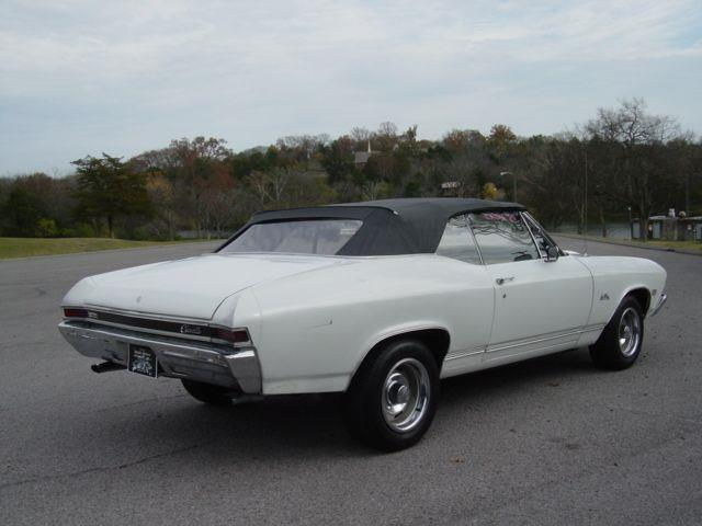 1968 Chevrolet Chevelle (CC-1428533) for sale in Hendersonville, Tennessee