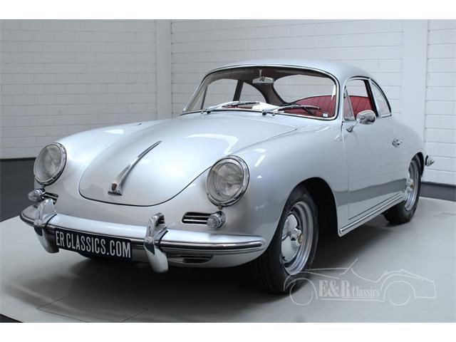 1963 Porsche 356B (CC-1428543) for sale in Waalwijk, Noord Brabant