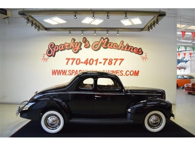 1940 Ford Deluxe (CC-1428544) for sale in Loganville, Georgia