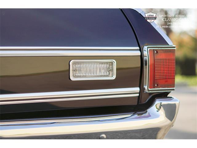 1970 Chevrolet El Camino SS (CC-1428546) for sale in Milford, Michigan