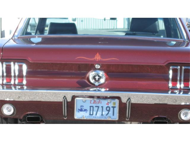 1967 Ford Mustang (CC-1428552) for sale in Hooper, Utah