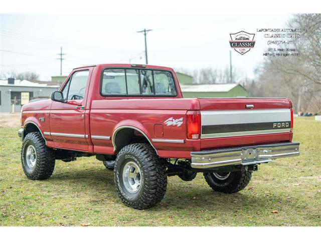 1995 Ford F150 (CC-1428556) for sale in Milford, Michigan