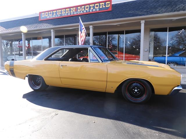 1969 Dodge Dart Swinger (CC-1428560) for sale in Clarkston, Michigan