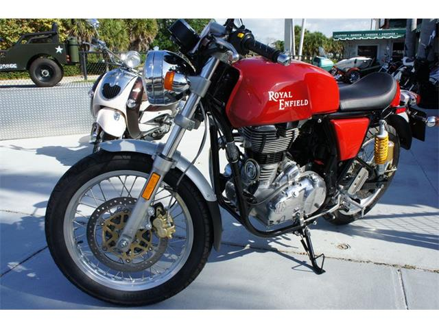 2014 Royal Enfield Continental GT (CC-1428571) for sale in Lantana, Florida