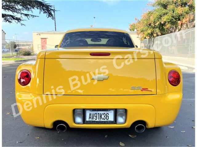 2005 Chevrolet SSR (CC-1428584) for sale in Los Angeles, California