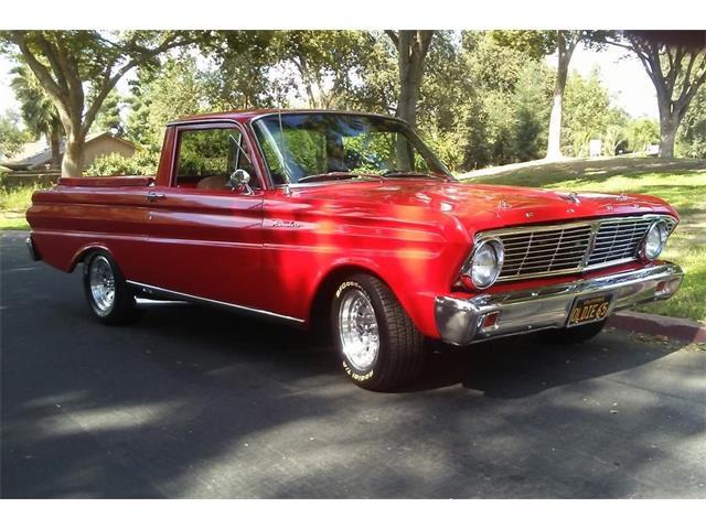 1965 Ford Ranchero (CC-1428589) for sale in Visalia, California