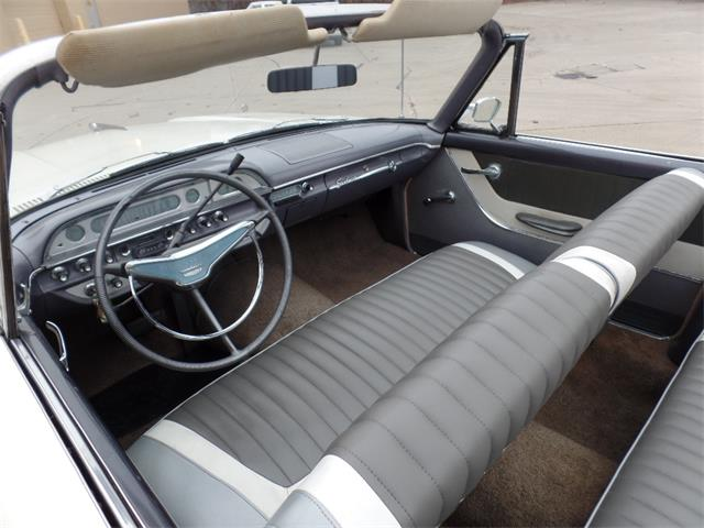 1960 Ford Sunliner (CC-1428596) for sale in clinton township, Michigan