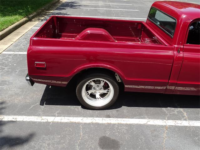 1972 Chevrolet C10 (CC-1428604) for sale in O'Fallon, Illinois