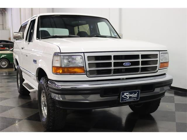 1996 Ford Bronco (CC-1428614) for sale in Ft Worth, Texas