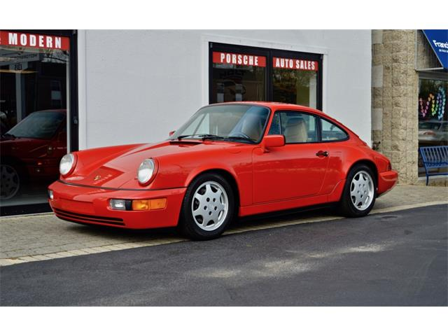 1991 Porsche 911 Carrera 2 (CC-1420862) for sale in West Chester, Pennsylvania