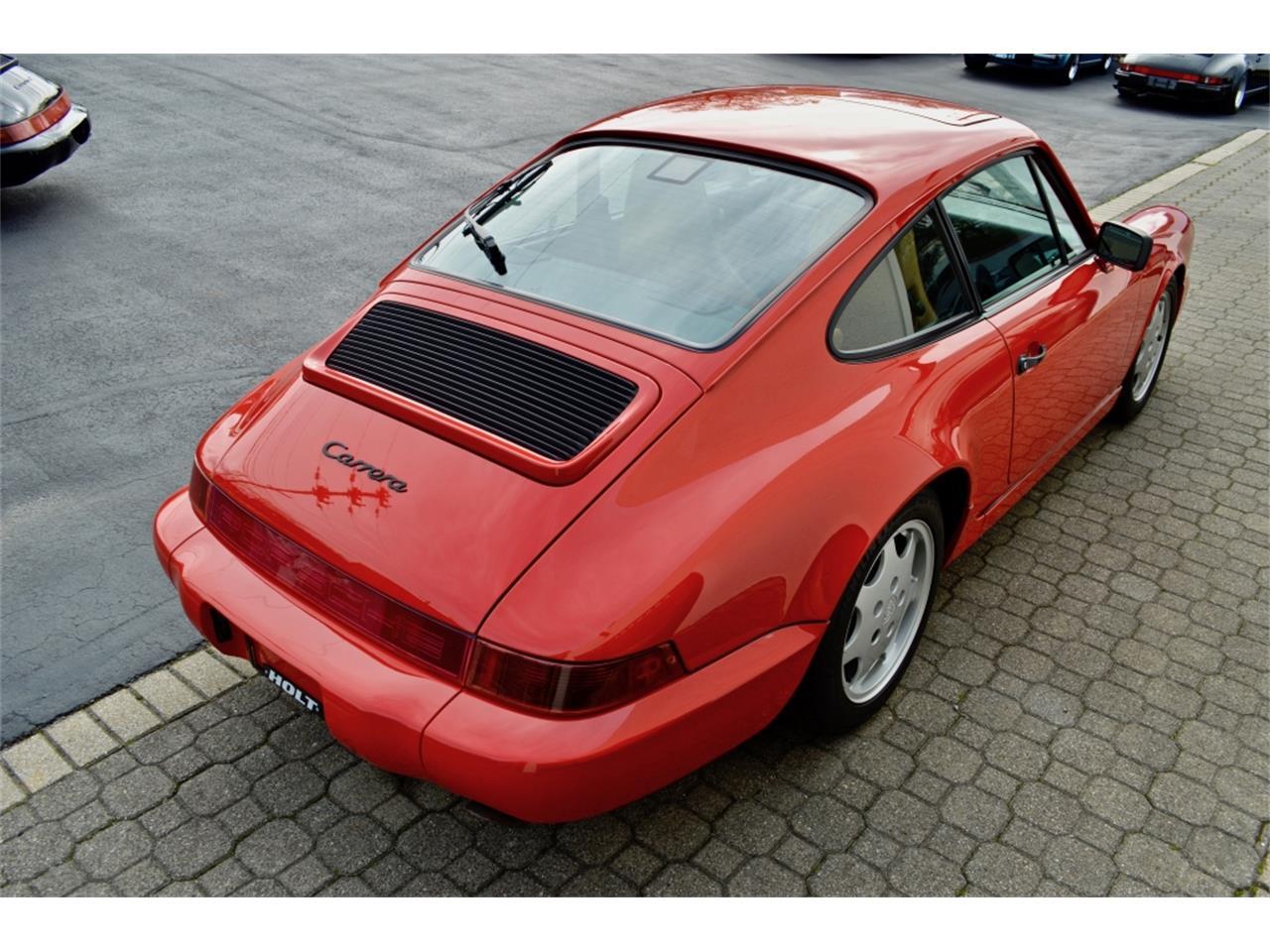 1991 Porsche 911 Carrera 2 (CC-1420862) for sale in West Chester, Pennsylvania