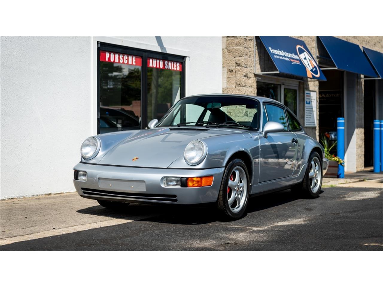 1992 Porsche Carrera (CC-1420863) for sale in West Chester, Pennsylvania