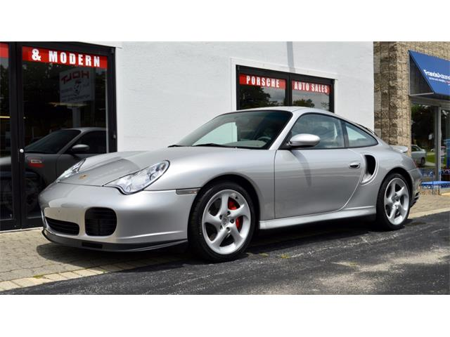2003 Porsche 911 Turbo (CC-1420864) for sale in West Chester, Pennsylvania